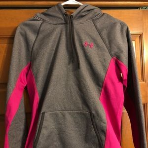 under armour hoodie BRAND NEW with tags!!